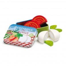 Boîte de conserve - Mozzarella et tomates