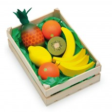 Cagette de fruits tropicaux