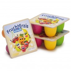 Set de 4 petits suisses aux fruits