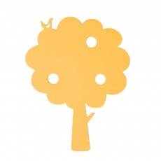 Lampe Arbre jaune