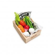 Ma Récolte de Légumes