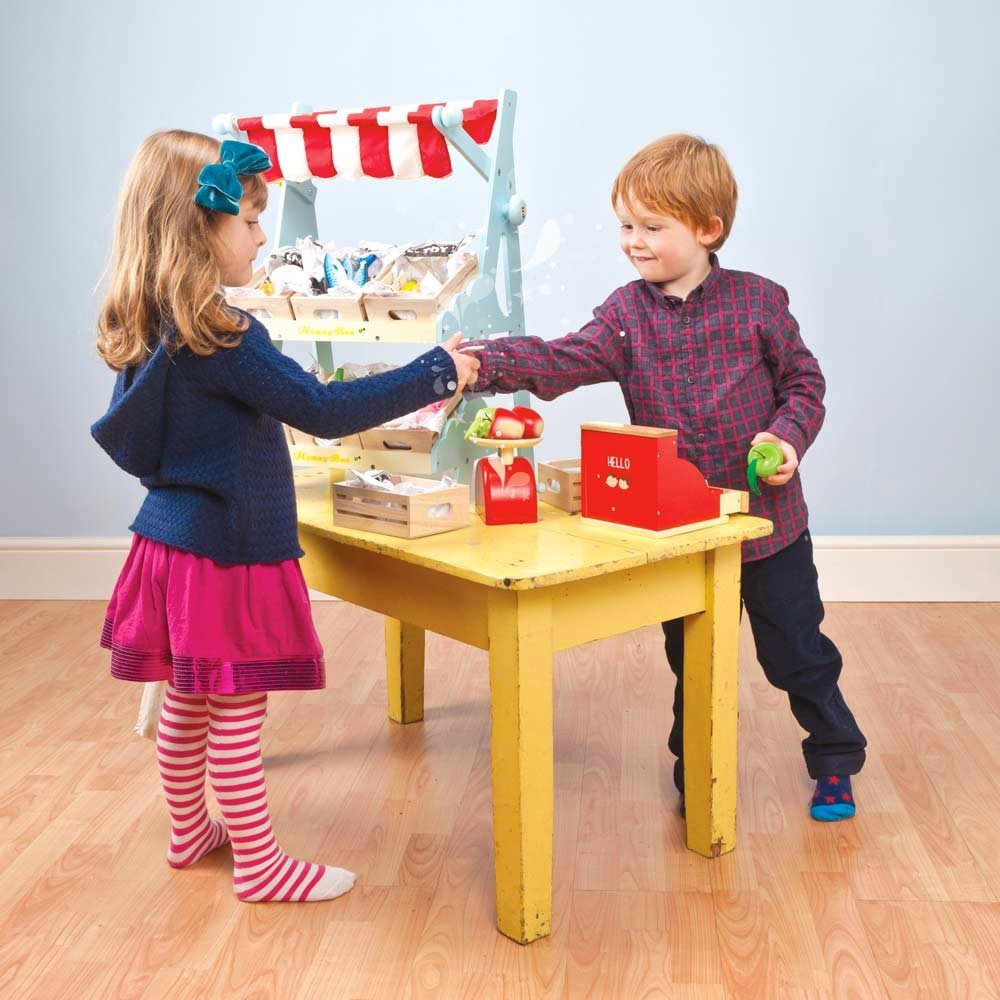 la caisse enregistreuse le toy van jeux jouets loisirs. Black Bedroom Furniture Sets. Home Design Ideas