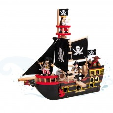 Le Bateau du Pirate Barbarossa