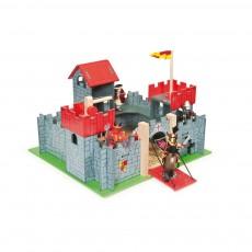 Le Château Camelot Rouge