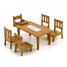 Set table de repas familiale