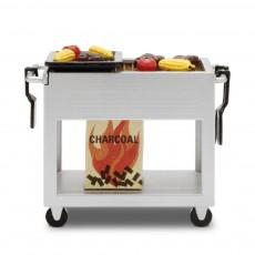 Accessoires maison de poupée - Kit Barbecue