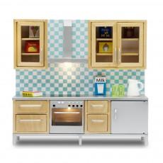 Accessoires maison de poupée : Ensemble cuisine