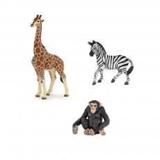 Figurines Animaux savane