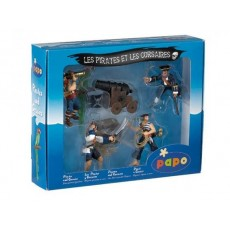 Coffret de pirates