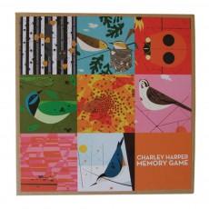 Memory Game - Charley Harper