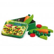 Boîte de conserve - Légumes Multicolore