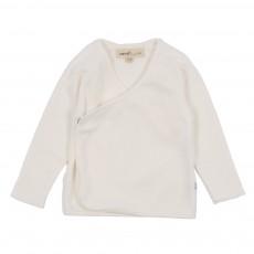 Gilet Kimono Blanc