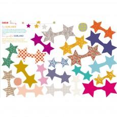 Kit guirlandes étoiles