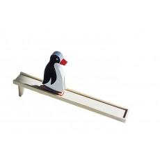 Pingouin sur pente douce