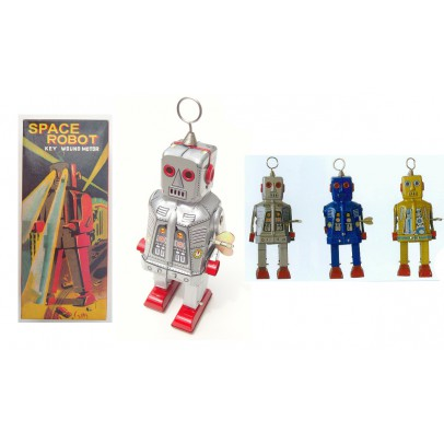 Set di 3 robot scintille