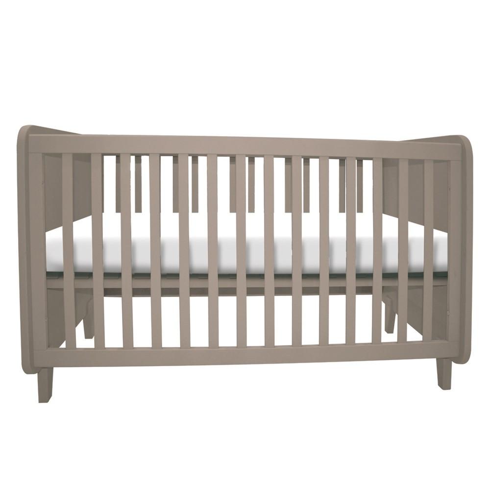 lit volutif accroche coeur 70x140 cm taupe laurette mobilier smallable. Black Bedroom Furniture Sets. Home Design Ideas