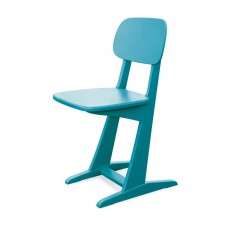 Chaise à patins - Turquoise