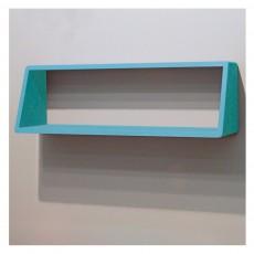 Etagère Engagée 80 - Turquoise