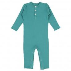 Pyjama Tunisien Bleu turquoise