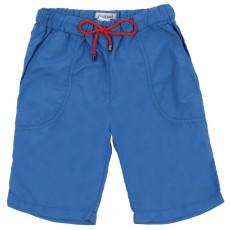 Short de Bain Seapoint Long Bleu électrique