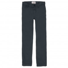 Pantalon Chino Barracas Gris anthracite