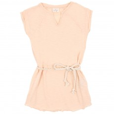 Robe T-shirt Tol Rose