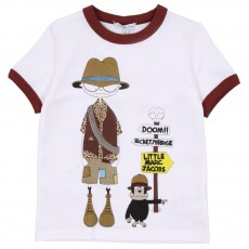 T-shirt Little Marc Aventurier