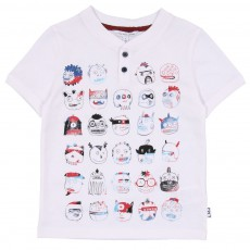 T-shirt Multi Têtes