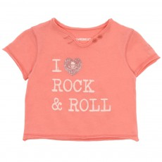 T-shirt I Love Rock & Roll