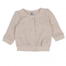 Cardigan Naturel