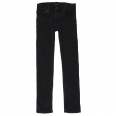 Jean Slim Icon Gris anthracite