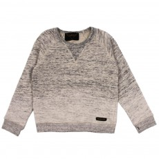 Sweat Hank Dégradé Gris chiné