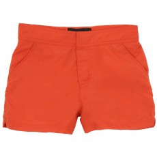 Short de Bain Beachboy Rouge