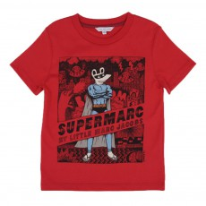 T-shirt Super Marc