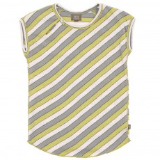 T-shirt Mack  girl Jaune