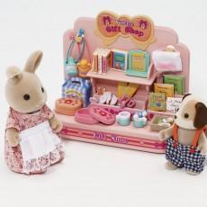 Boutique de cadeaux Multicolore