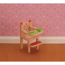 Chaise haute pour bébé Multicolore