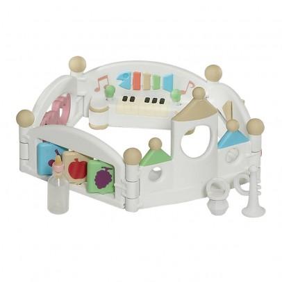 parc jouer pour b b sylvanian jeux jouets loisirs enfant smallable. Black Bedroom Furniture Sets. Home Design Ideas