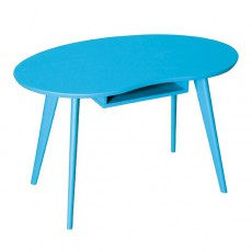 Table Haricot - Turquoise