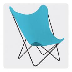 Chaise Papillon - Turquoise
