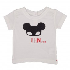 T-shirt Masque Mickey