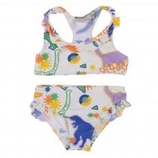 Bikini Koko Dinosaures Multicolore