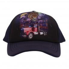 Casquette Hampton Vegas Truck Bleu marine