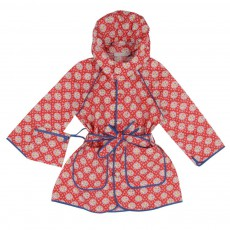 Imperméable Polly Rouge