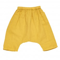 Pantalon Marsh Jaune moutarde