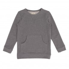 Sweat Favetta Gris chiné