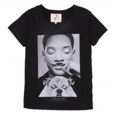 T-shirt Will Noir