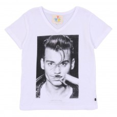 T-shirt Johnny Blanc