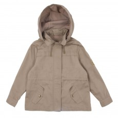 Parka Blondy Beige