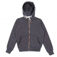 Sweat Capuche Gapy Gris anthracite